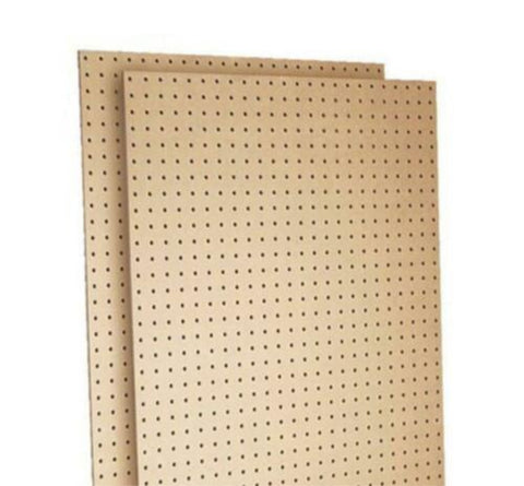 Pegboard - 6mm hole with 25mm centres, 6mm thick