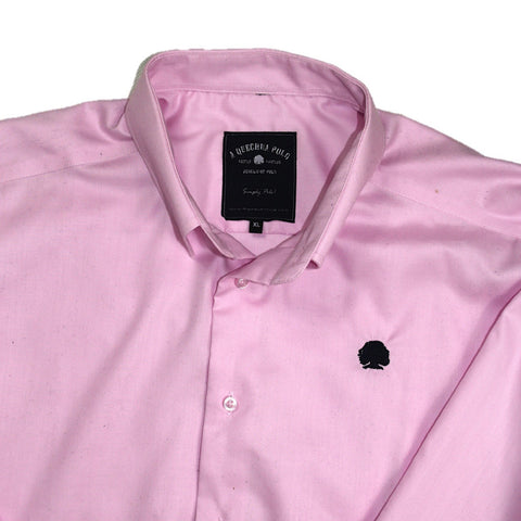 Men's Formal Shirt - Tree Logo