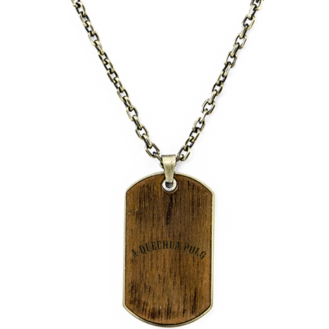 Dog Tag-Necklace