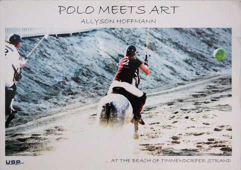 Beach Polo Coffe Table Book