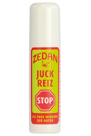 ZEDAN ITCH STOP - 12 ml roll-on stick (12 Pieces)