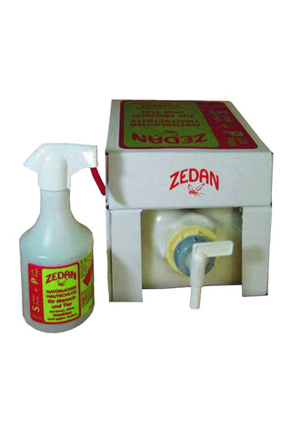 ZEDAN SP 5 l bag-in-box (with empty spraybottle) - Natural Insectprotection