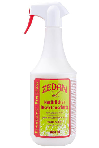 ZEDAN SP big-packs 1 l - Natural Insectprotection (6 Pieces)