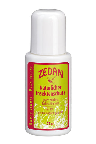 ZEDAN SP 75 ml Roll On - Natural Insectprotection (10 Pieces)