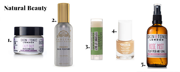 Outsider natural beauty gift guide