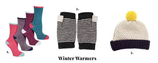 Outsider accessories winter warmers