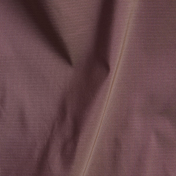 Recycled polyester woven fabric in dusk pink