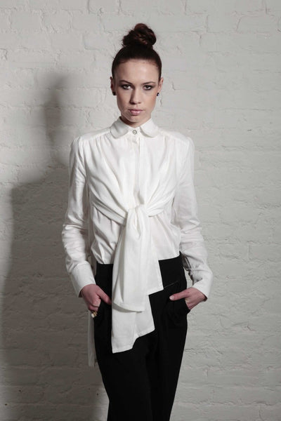 Ethical Fashion by Outsider. Sustainable Fashion using Natural Fabrics - Shirt made from 100% Organic Cotton1