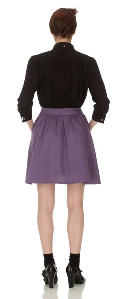 Ethical Fashion by Outsider. Sustainable Fashion using Natural Fabrics - Skirt made with Organic Cotton3