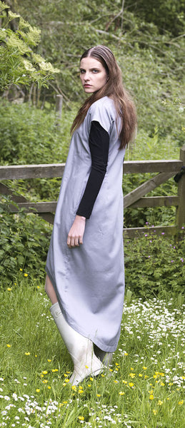 SHIRT DRESS - Ethical Fashion by Outsider. Sustainable Fashion using Natural Fabrics - Made from Organic Cotton