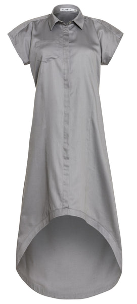 SHIRT DRESS - Ethical Fashion by Outsider. Sustainable Fashion using Natural Fabrics - Made from Organic Cotton1