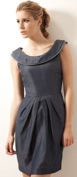 Ethical Fashion by Outsider. Sustainable Fashion using Natural Fabrics - Dress made from Organic Cotton
