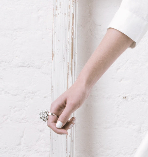 Ethical Fashion by Outsider. Sustainable Fashion using Natural Fabrics - Ring