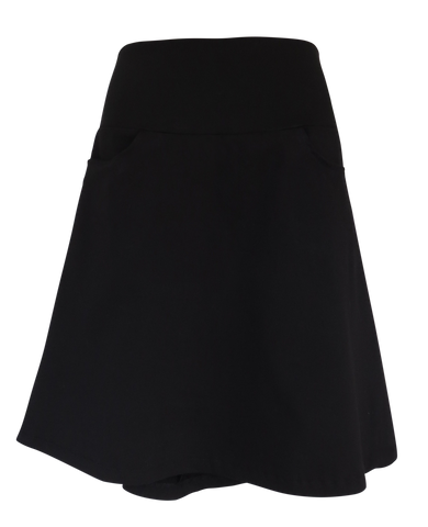 ALINE SKIRT - Black CORD