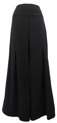 PLEAT PANTS - EVENING TUXEDO