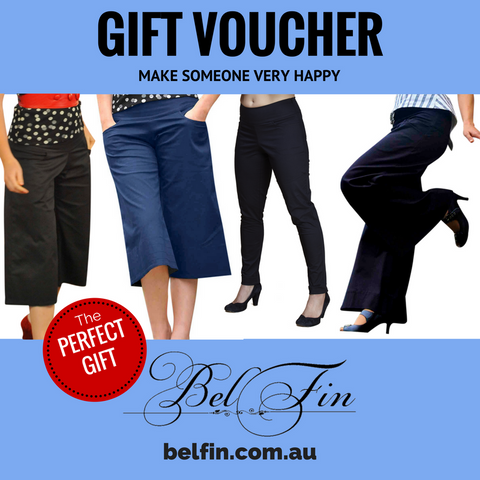 Gift Voucher:  You choose the amount
