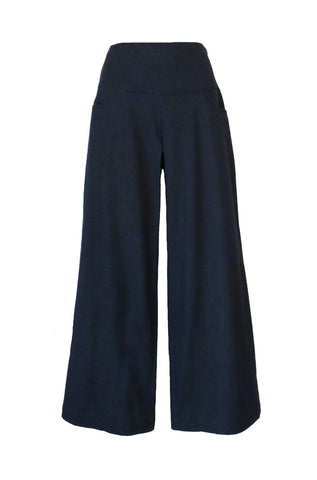 DENIM Classic pants - BLUE
