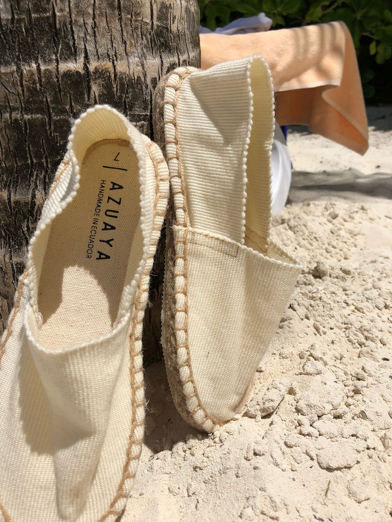 New Product Line - Espadrilles