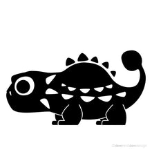 Load image into Gallery viewer, designer vinyl series - Ankylosaurus