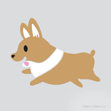 Load image into Gallery viewer, designer vinyl series - Corgi-G
