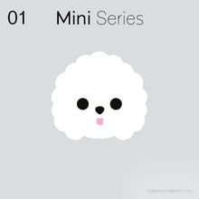 Load image into Gallery viewer, Mini designer vinyl series - Fluffy