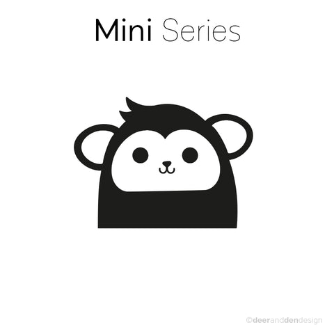 Mini designer vinyl series - Monkee Junior