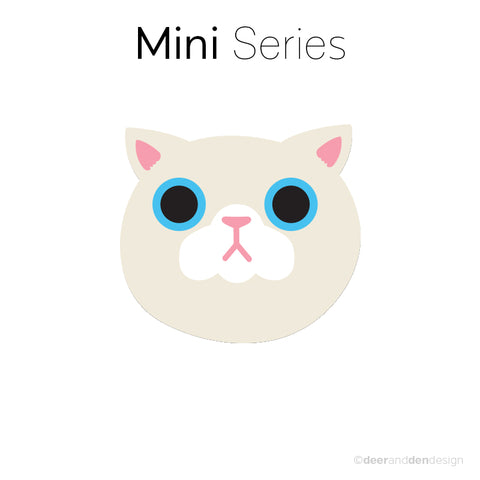 Mini designer vinyl series - Shockitty