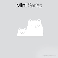 Load image into Gallery viewer, Mini designer vinyl series - Mama & Baby Bear