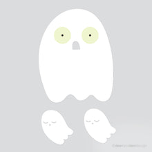 Load image into Gallery viewer, Glow in the Dark Series - Ghostie