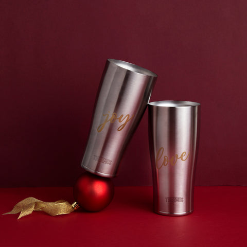 Premium Customised Calligraphy Tumbler Cup