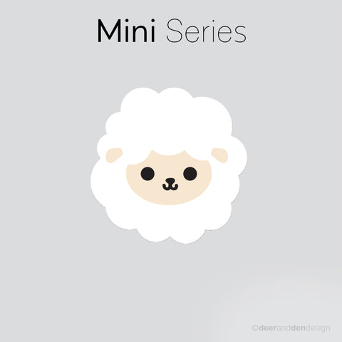 Mini designer vinyl series - Sheep Junior