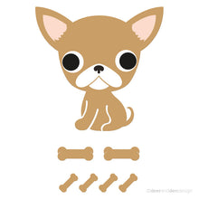 Load image into Gallery viewer, designer vinyl series - Chihuahua