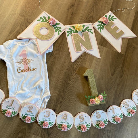 Floral Party Package