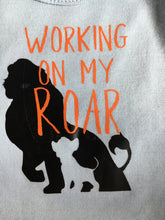 Load image into Gallery viewer, Working on my roar Apparel