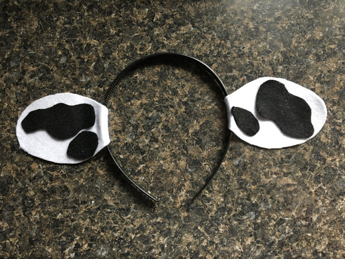 Farm Animal Ears Headband