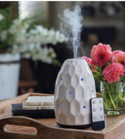 Spa Sounds Ultrasonic Oil Diffuser by Airome