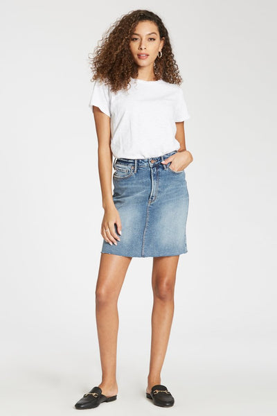 Corey Dear John Denim Skirt