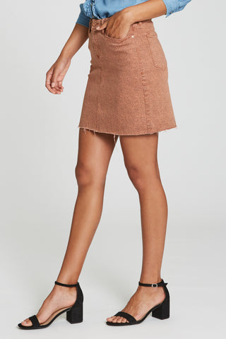 Kaylee Little Cheetah Skirt By Dear John Denim