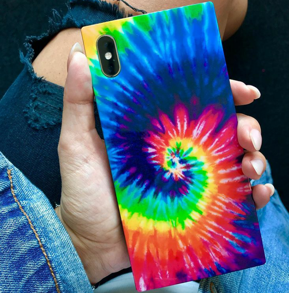 The Dye IPhone Cases