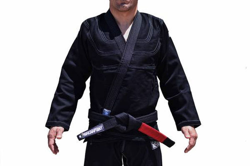 Break Point Classic Jiu Jitsu Gi - Black