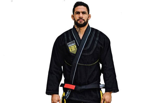 Break Point Flight Series Gi - Black