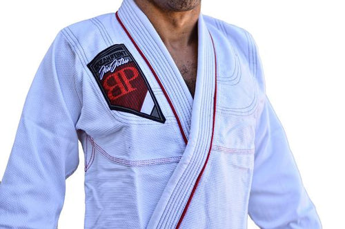 Break Point Flight Series Gi - White