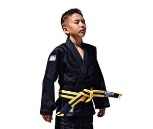 Break Point Kids Classic Jiu Jitsu Gi - Black