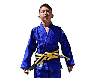 Break Point Kids Classic Jiu Jitsu Gi - Blue