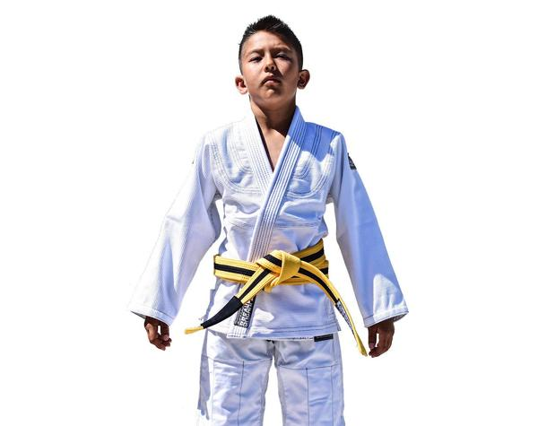 Break Point Kids Classic Jiu Jitsu Gi - White