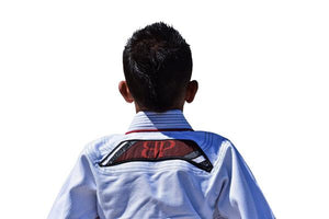 Break Point Kids Flight Series Gi - White