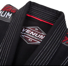 Load image into Gallery viewer, Venum Challenger 2.0 Black Jiu Jitsu Gi