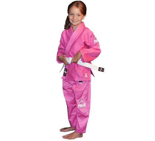 Fuji Pink All Around Kids BJJ Gi
