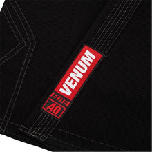 Load image into Gallery viewer, Venum Elite 2.0 Jiu Jitsu Gi - Black