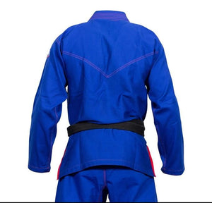 Venum Elite Light Jiu Jitsu Gi - Blue